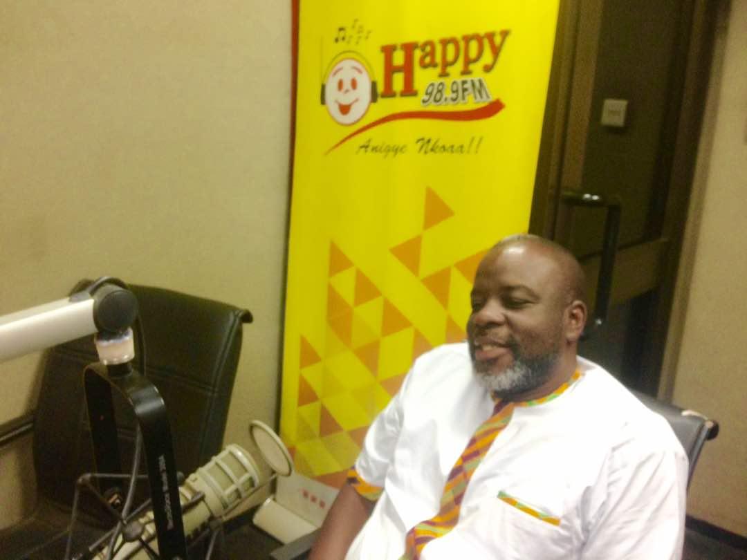 Wilfred Osei Palmer insists George Afriyie's presidential bid declaration is premature