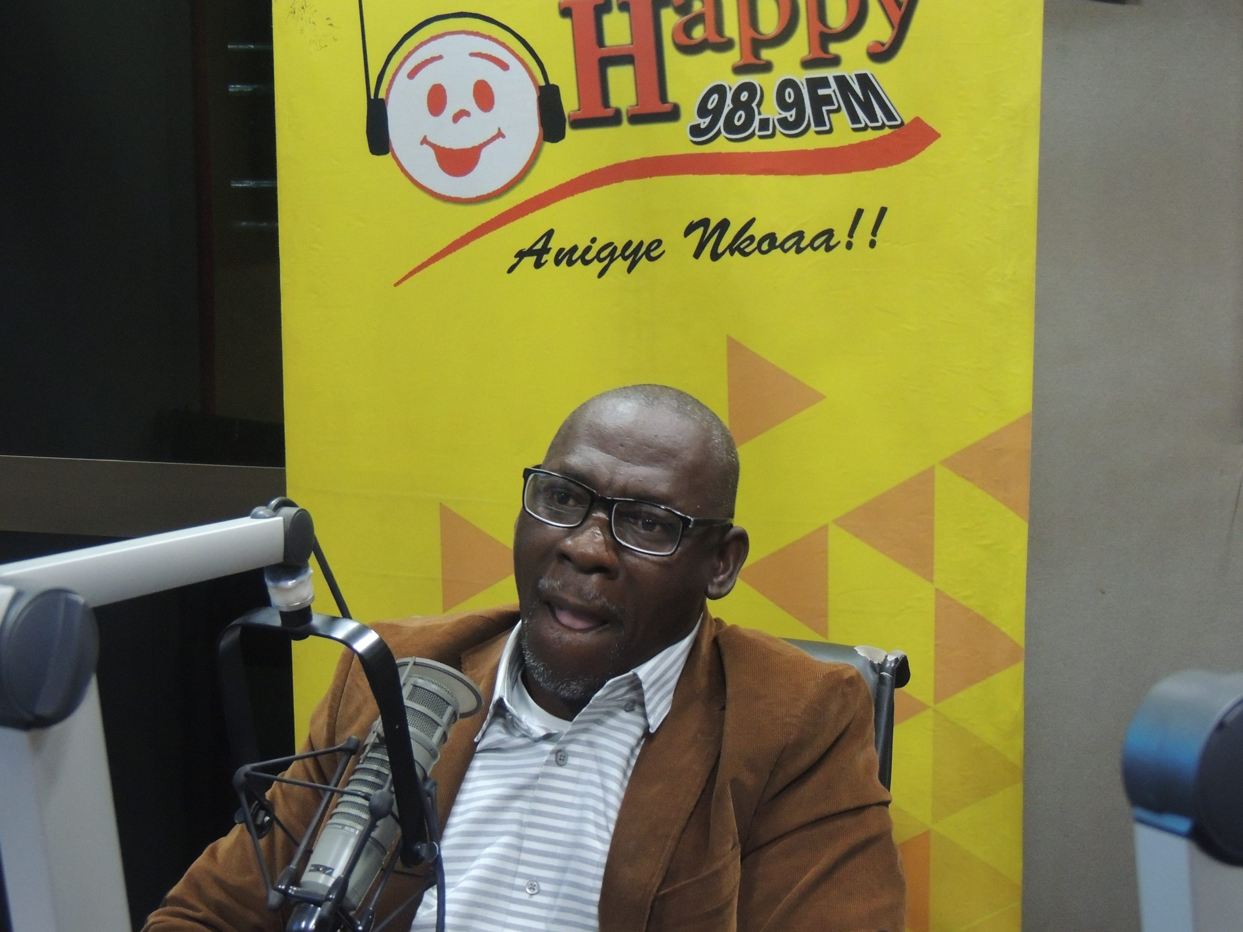 "Kojo Yankah: ""George Afriyie threatened to sack us"""
