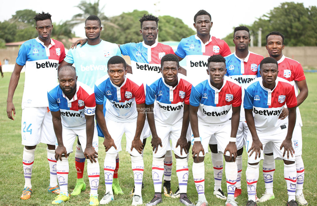 GPL WEEK 12 Match Report: Liberty Professionals labour to victory over Karela FC