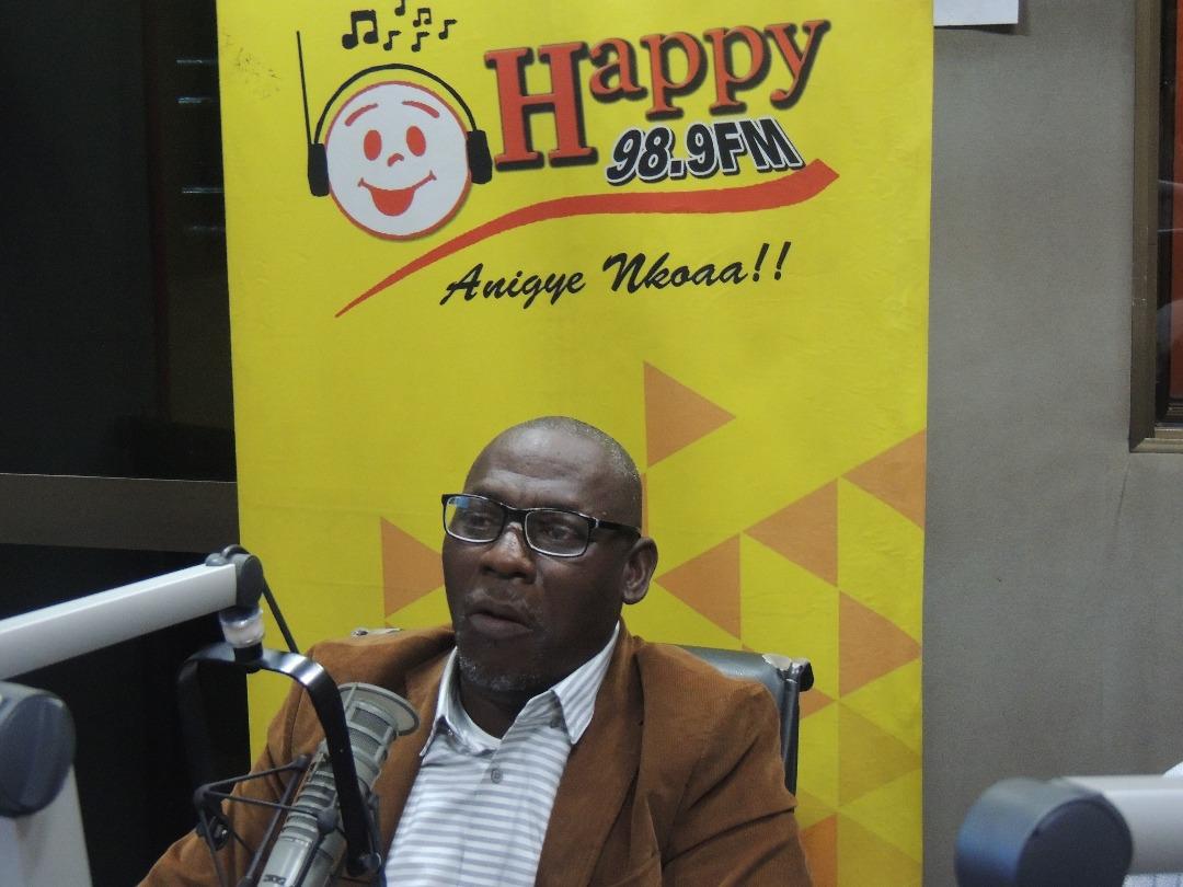 """AUDIO: """"George Afriyie begs me to keep silent"""" - Kojo Yankah"""