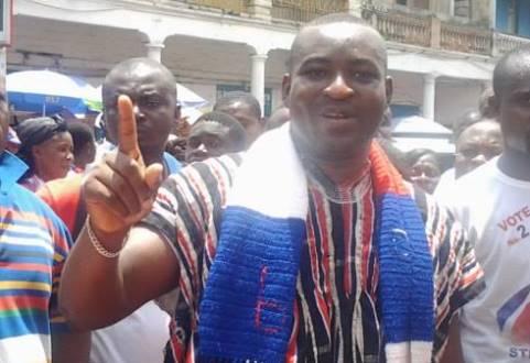 'Chairman Wontumi', NPP MP, fight over property
