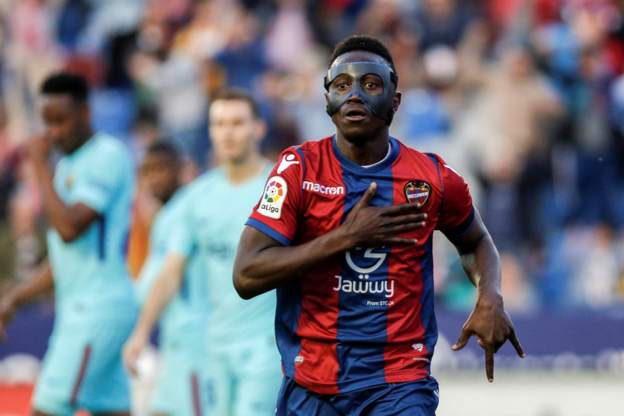 Performance of Ghanaians players abroad: Boateng, Boye, Acheampong score as Mensah suffers injury