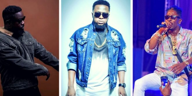 Guru jabs Shatta Wale, Sarkodie & co over self acclaimed titles