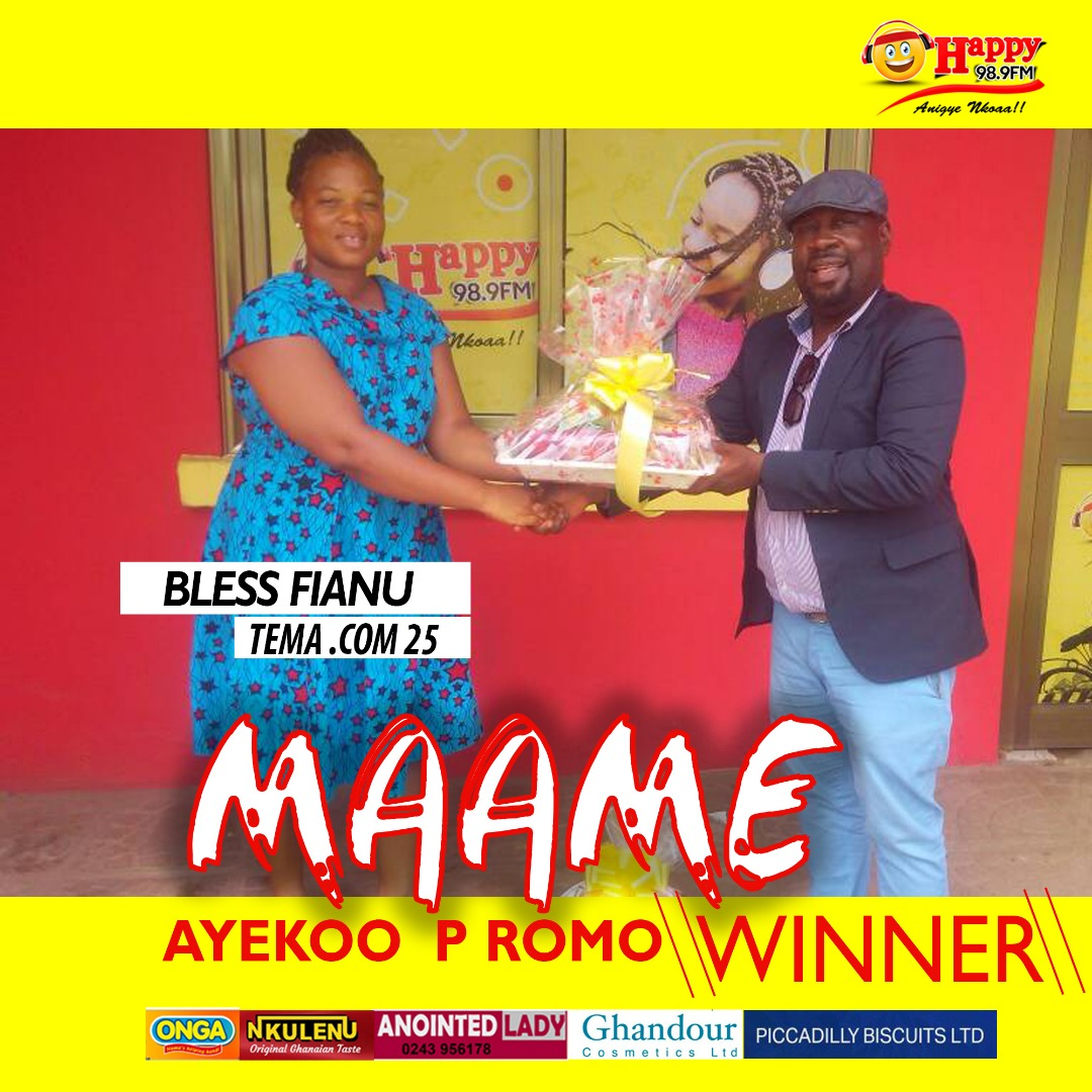 PHOTOS: Happy FM rewards 12 listeners for Mother's Day