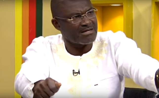 Kennedy Agyapong warns Otumfuo to be careful with people around him
