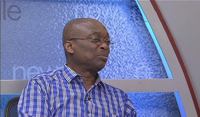 Why should I kneel before Otumfuo - Kweku Baako asks
