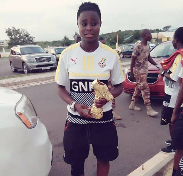 Black Princesses forward Priscilla Adubea fears surgery - Leanier Addy reveals