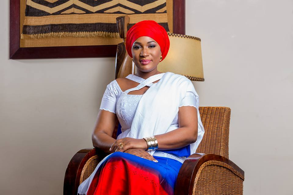 Judge me by the impact I make rather than my fashion sense - Samira Bawumia