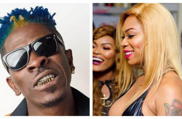 HEAVY BLOW: Shatta Wale alleges Michy is using hard drugs