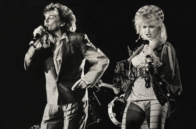 Rod Stewart, Cyndi Lauper Announce Summer Tour