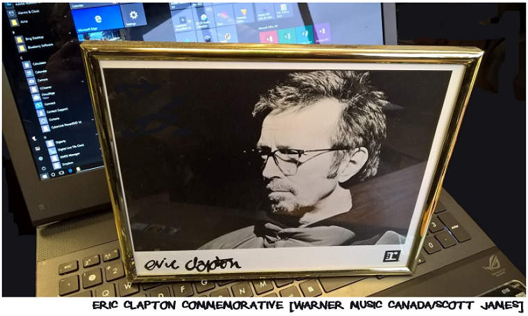 Rockline Theme Thursday With Scott James 033017:  Eric Clapton's Birthday