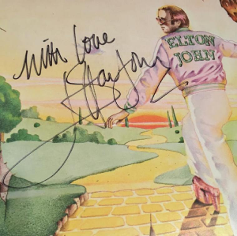 Elton John -- Goodbye Yellow Brick Road [Beat Street Records]