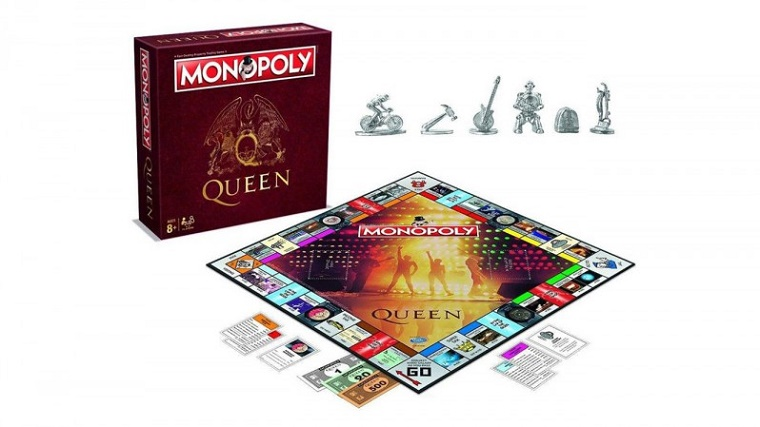 Move Over, Monopoly™ -- Here Comes Queenopoly