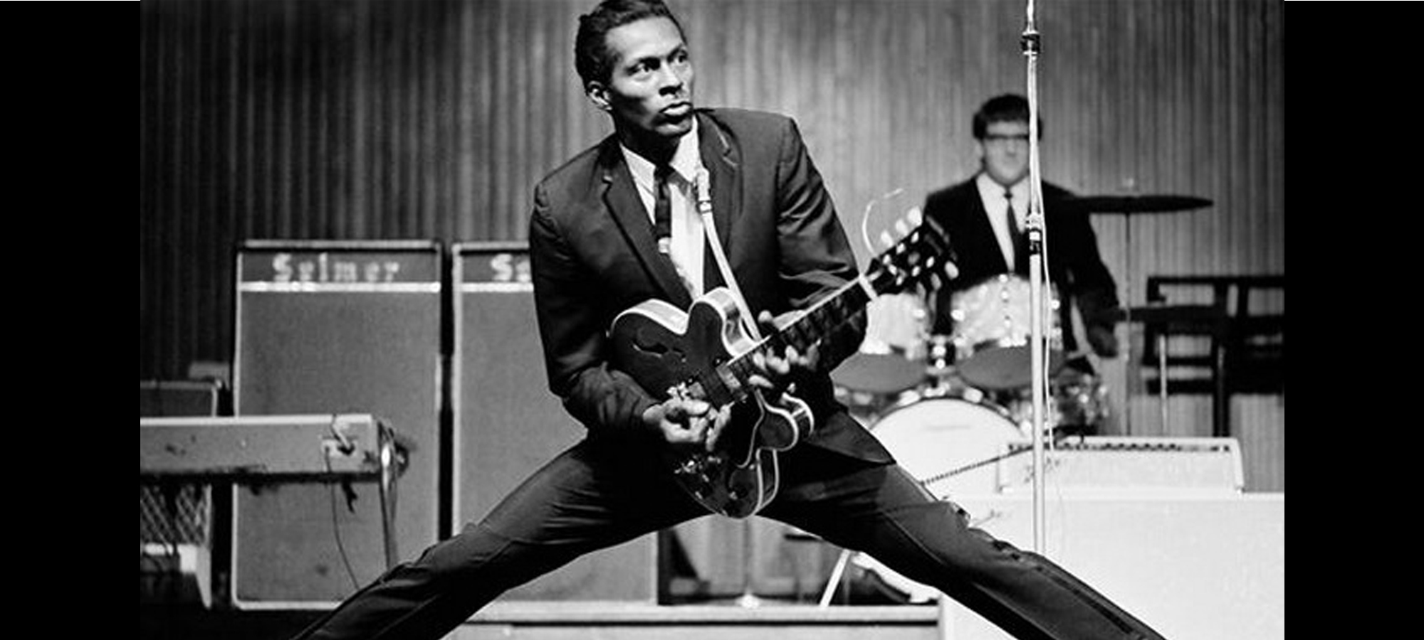 Remembering Chuck Berry, New Music To Follow