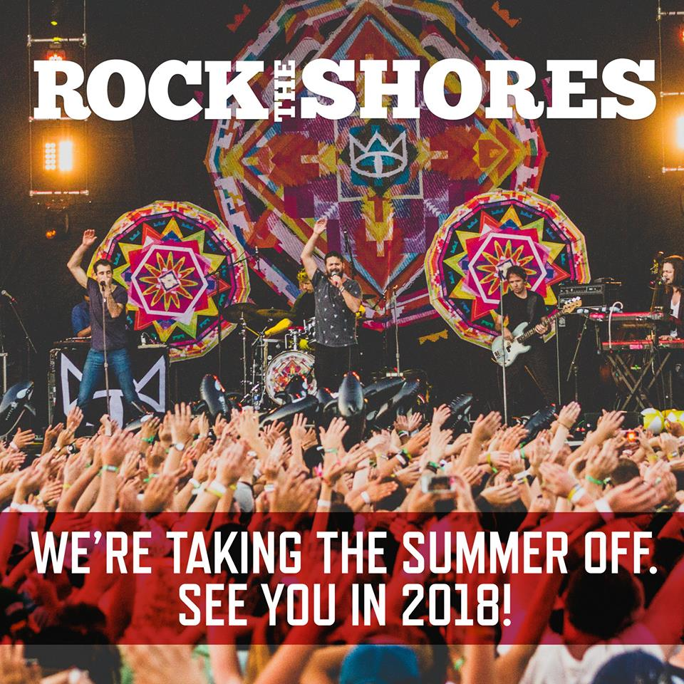 No 2017 Rock The Shores