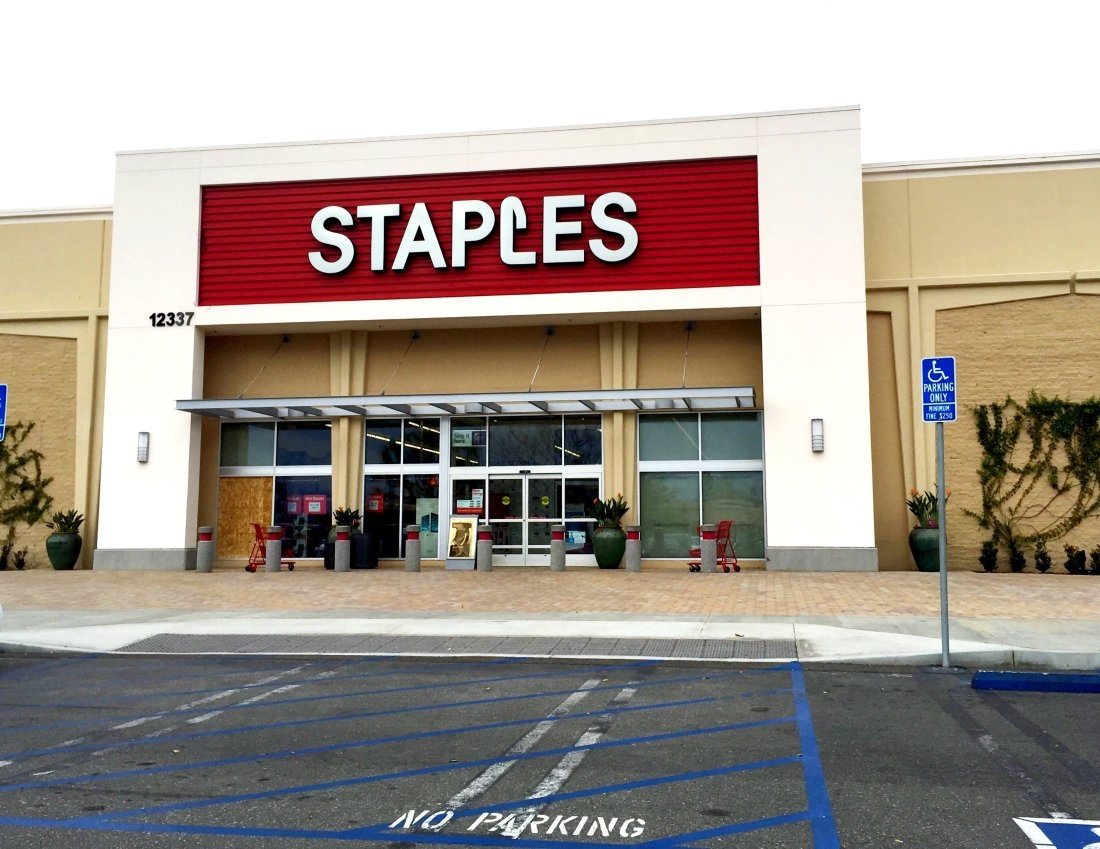 Staples To Close Another 70 Stores