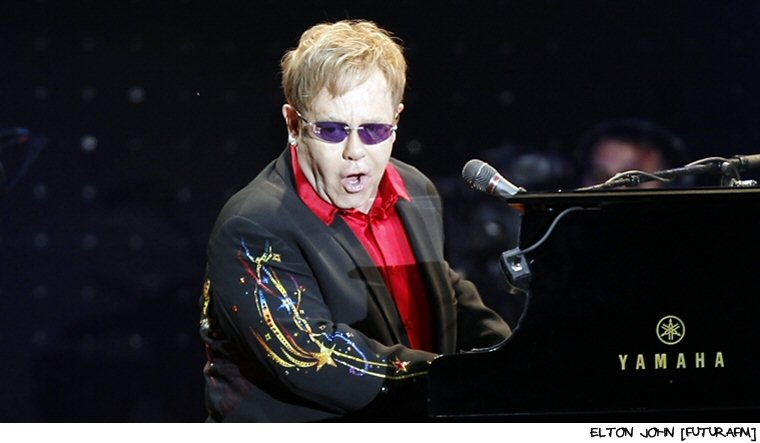 """Unusual Bacterial Infection"" Prompts Elton John To Cancel Entire Caesars Palace Engagement"