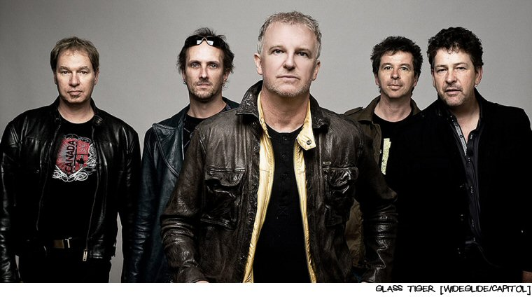 Glass Tiger's Sam Reid Speaks, Plus The Fastest Selling Canadian Debut Ever, Plus A Forgotten Favorite