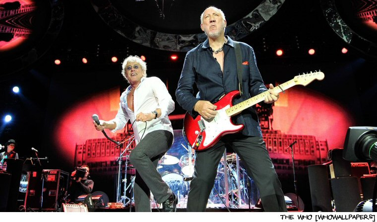 Don't Count On Seeing The Who At Another Desert Trip (Or Anywhere Else)