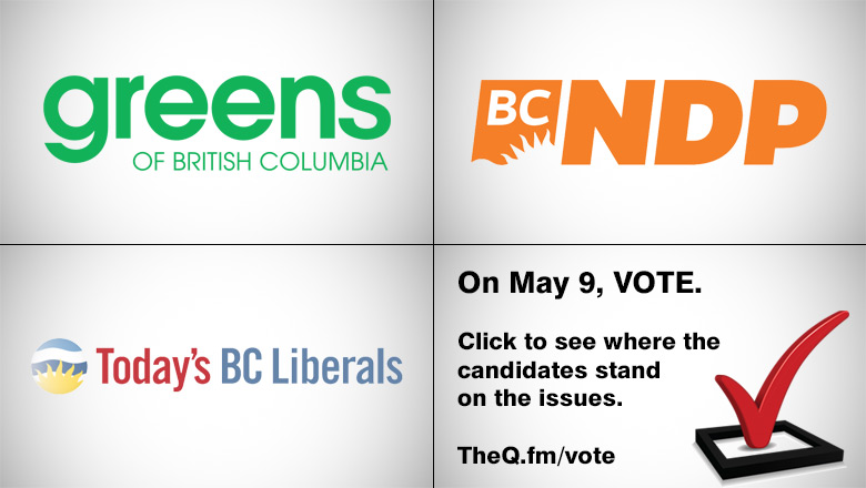 Want to know who to REALLY vote for? Click here!