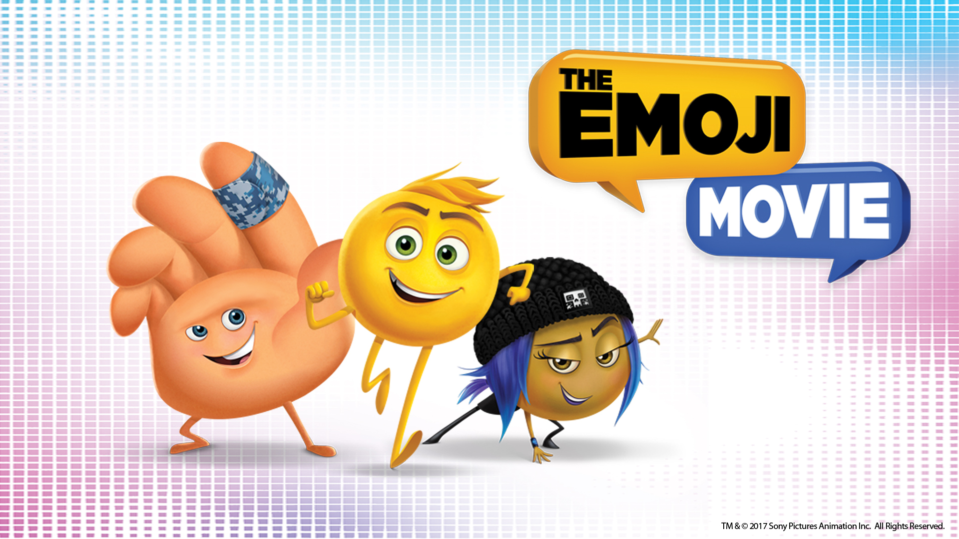 The Emoji Movie! Yes, a Movie Based On Modern Hieroglyphs.