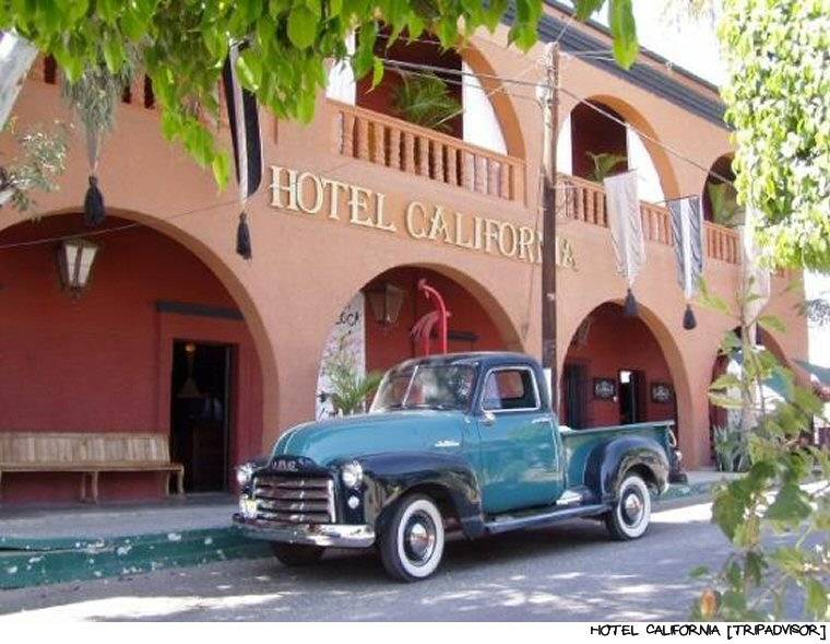 "Eagles Lob Sueball At Canadian Couple Over ""Hotel California"" Hotel Name"