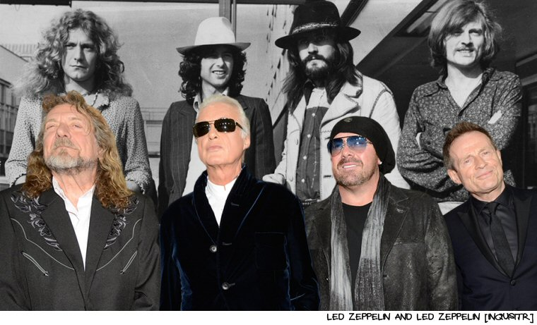 """Led Zeppelin"" At Desert Trip II?"
