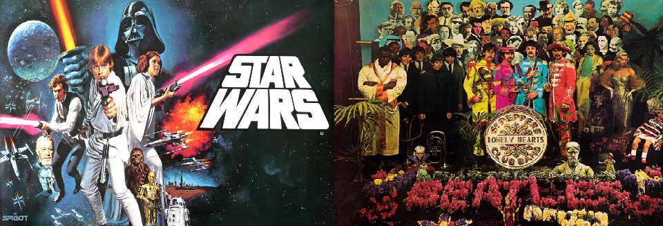 What Do You Get When You Cross Star Wars With The Beatles?