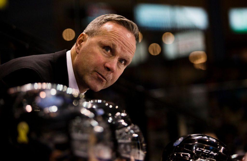 Royals Coach Joins L.A. Kings