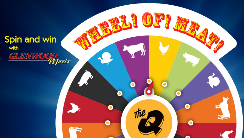 Spin the Wheel of Meat!