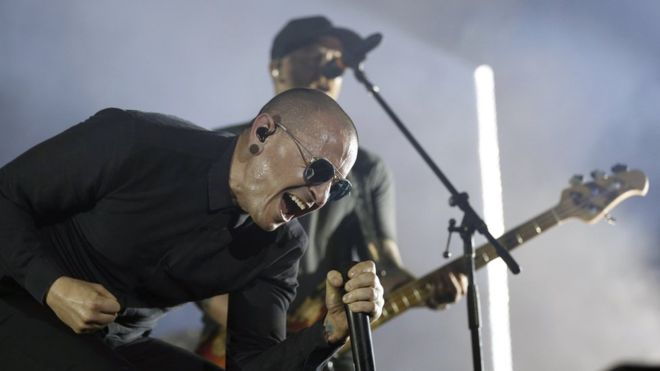 Obit: Chester Bennington, Linkin Park vocalist, age 41