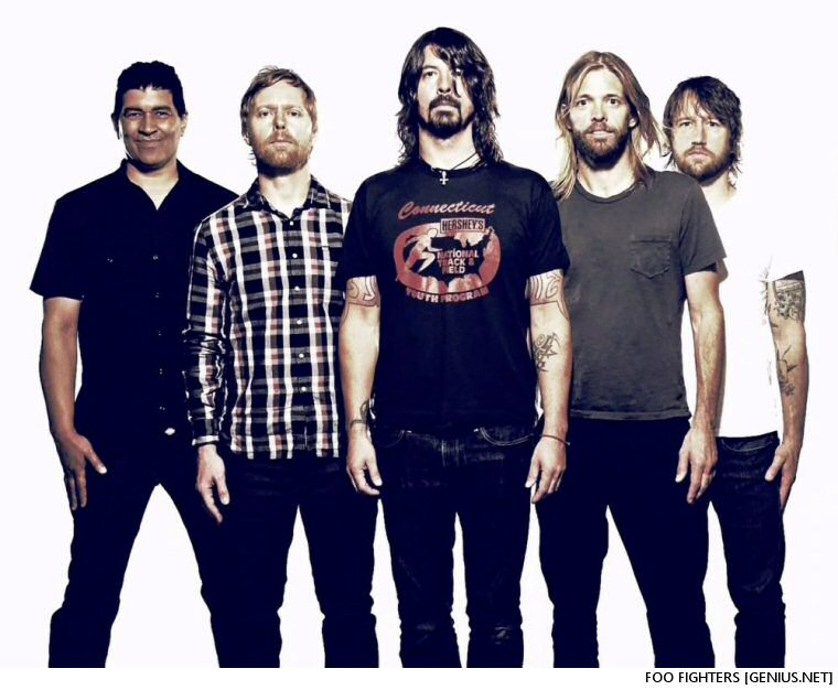 "Dave Grohl:  ""The Biggest Pop Star In The World"" Is A Guest On The New Foo Fighters Album"