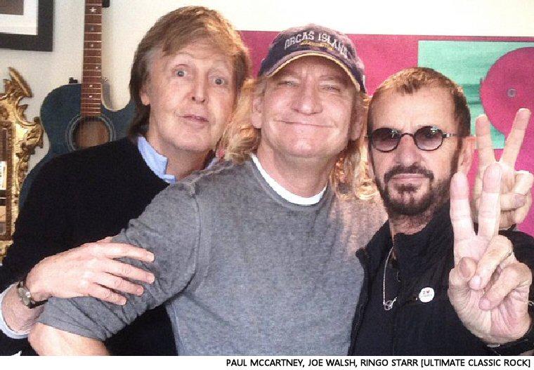 Ringo Announces His New Album On His 77th Birthday