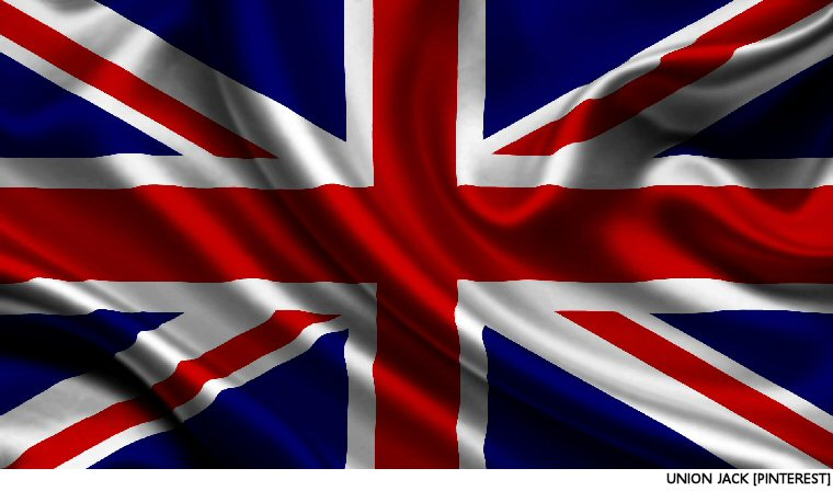 The Q's Rockline Theme Thursday With Scott James 070617:  It's British, Innit?