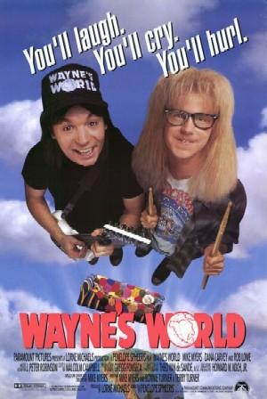Aurora Sets Headbanging Record To Honour Wayne's World