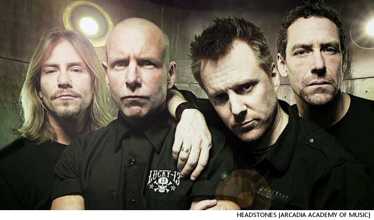 The Q Presents:  Headstones