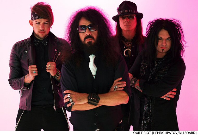Quiet Riot Get New Frontman, Release First New Video In 30 Years