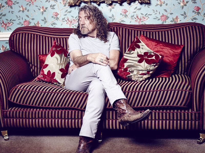 Hear the new Robert Plant song