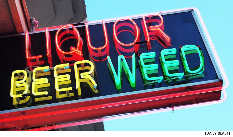 The Booze 'n Weed Emporium:  Will It Be A Thing In British Columbia?