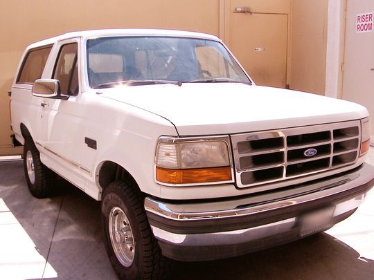 O.J.'s Ford Bronco on Pawn Stars: 'I'm going to pass on it'