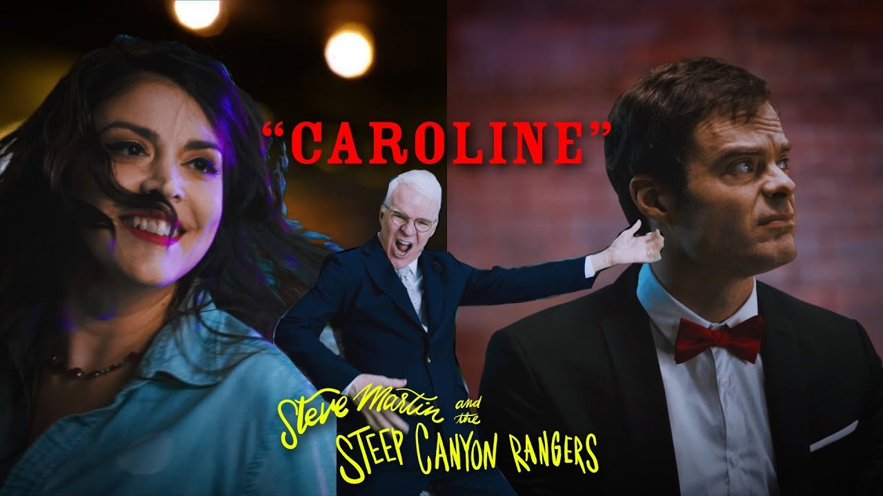 Watch Steve Martin's New Music Video Starring SNL's Cecily Strong and Bill Hader