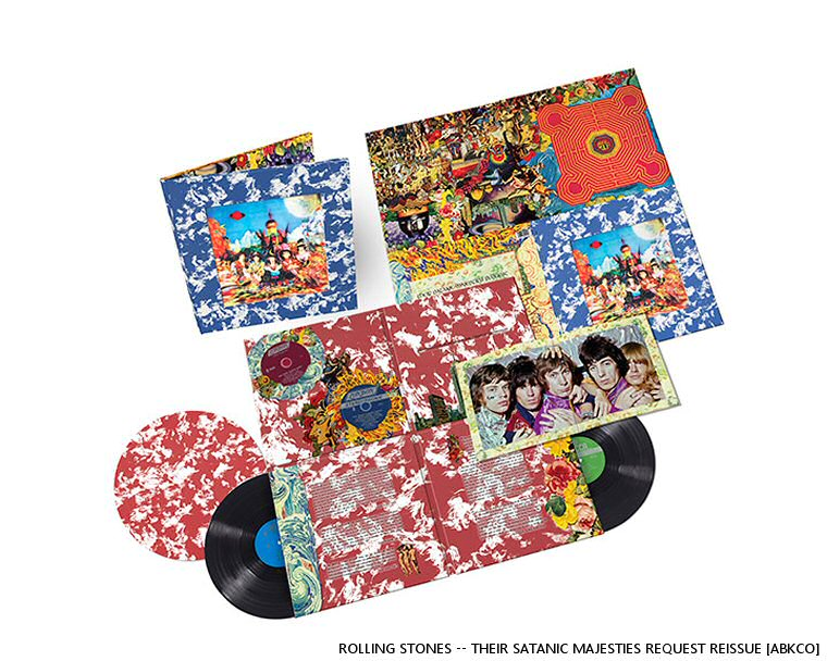 Rolling Stones -- Their Satanic Majesties Request Reissue
