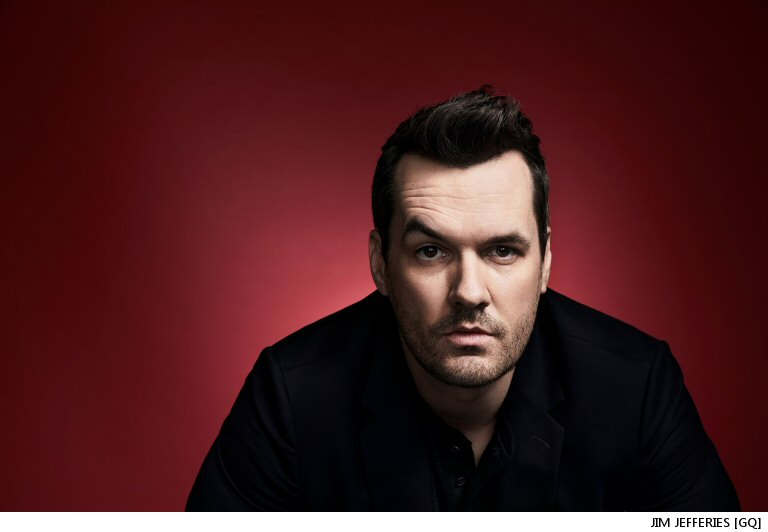 Win Your Jim Jefferies Tickets When You Laff It Up With Scott James