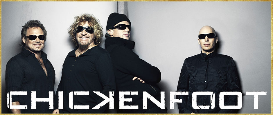 Satriani on Chickenfoot: 'I'm sure we'll be getting together at some point'