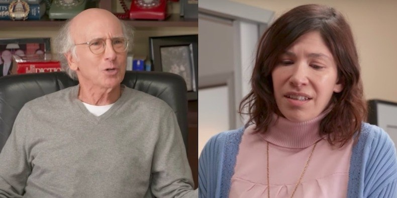 trailer: new season of Curb Your Enthusiasm