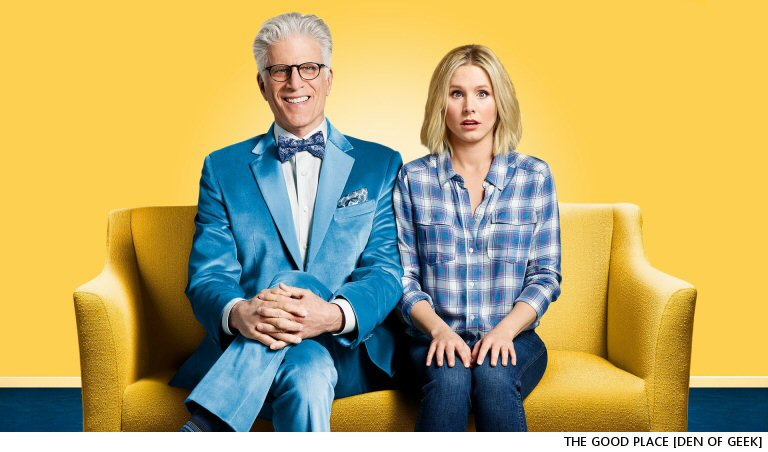 Hey, The Good Place Writers -- I Have A Question (DANGER, WILL ROBINSON -- CONTAINS MAJOR SPOILER)