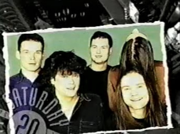 The Tragically Hip's SNL Performances