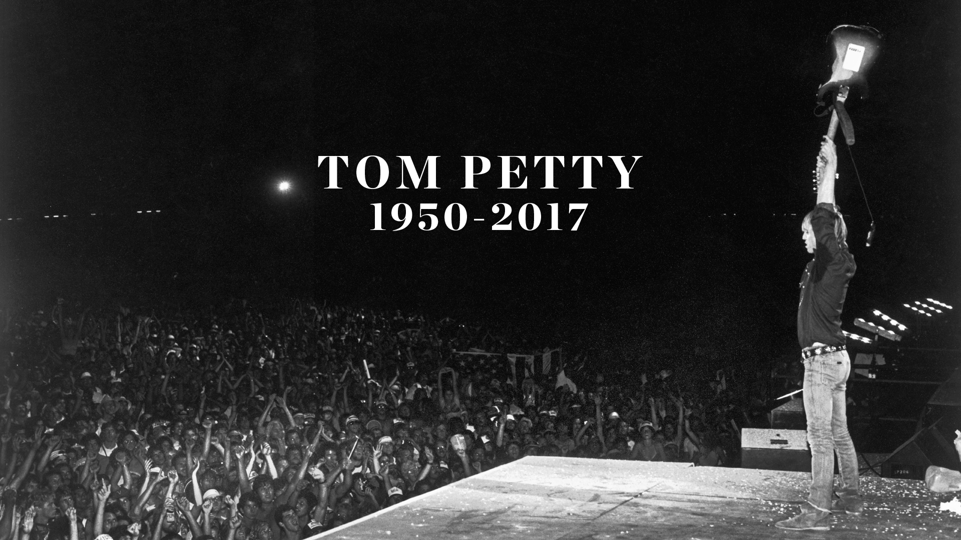 Tom Petty photos from Q! listeners