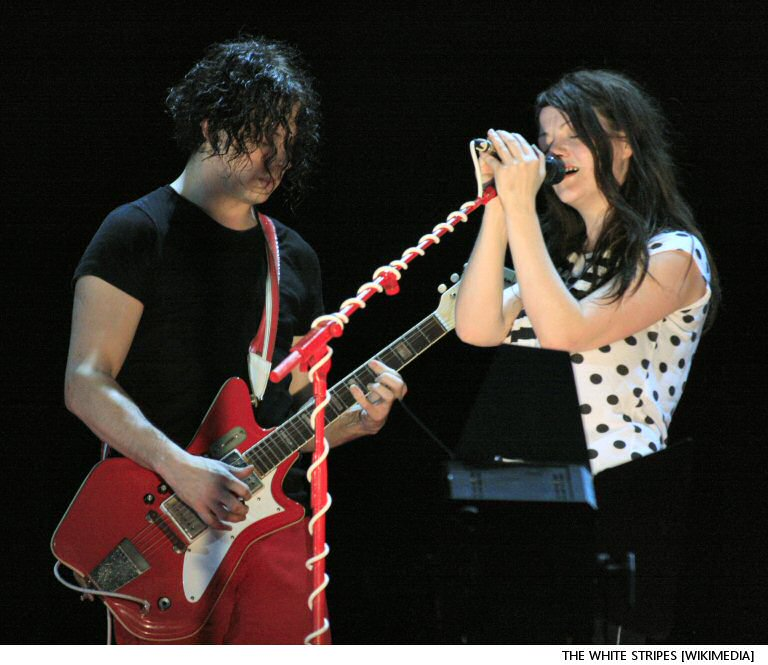 The White Stripes To Rerelease Three Albums On Sweet Sweet Analog Tape