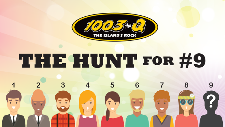 The Hunt For Number 9 - On Now!